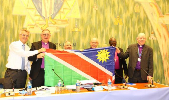 LWF Assembly in 2017 in Namibia